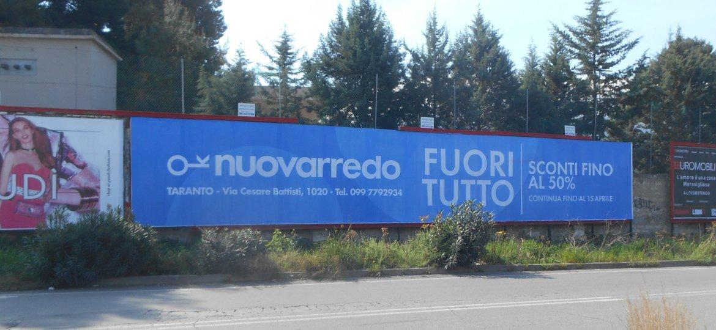 Nuovo Arredo A Taranto.Nuovarredo Sangiorgio Pubblicita
