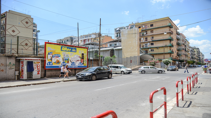 1400 – Via Dante angolo via G. Giovine – Taranto