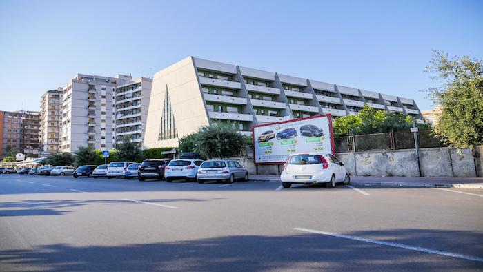 1560 – Corso Italia fronte Istituto Fermi (1° da sx) – Taranto