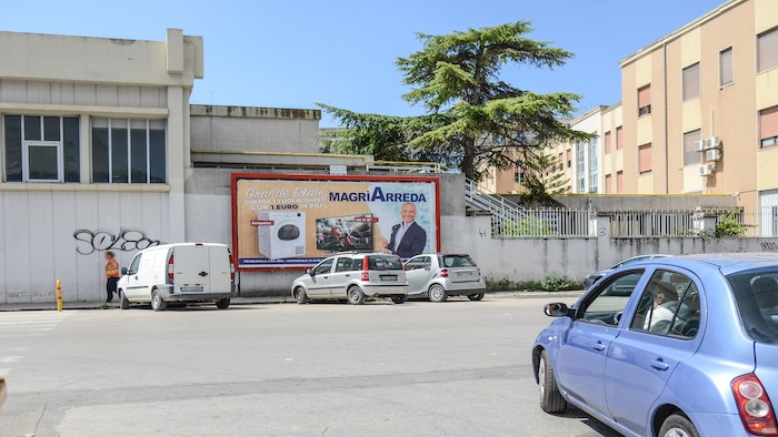 1720 – Via Umbria angolo via Pio XII – Taranto