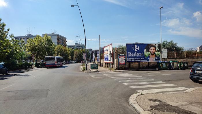 1750 – Via Emilia angolo viale M. Grecia – Taranto