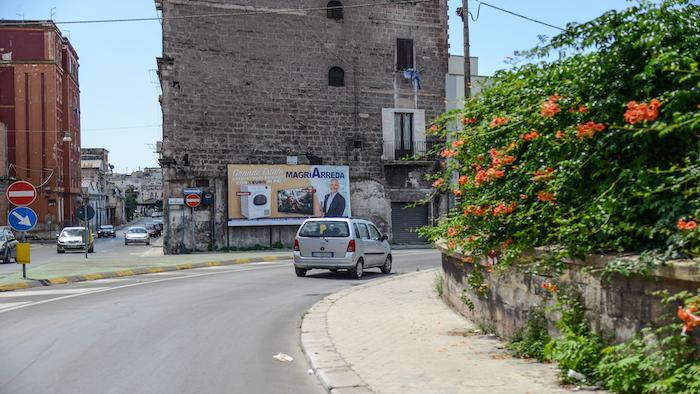 1780 – Via porto Mercantile angolo via Napoli- Taranto