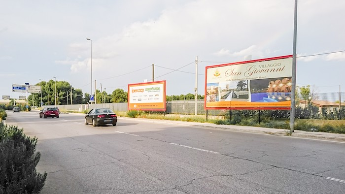 1960 – Via Rondinelli presso S.V.T.A.M – Taranto