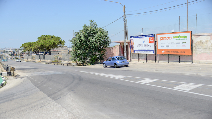 2050 – Via Roma presso Campo Sportivo – San Giorgio Jonico