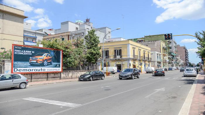 230 – Via Galeso angolo via delle Sciaie – Taranto