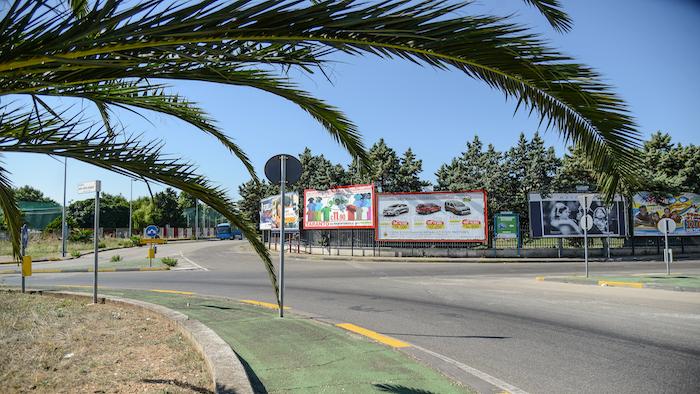 2560 – Via Consiglio angolo viale Unicef (città Giardino) – Taranto
