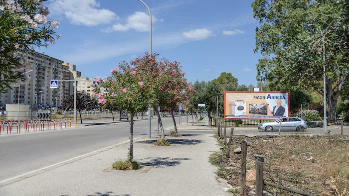 640 – Viale dell'Industria angolo viale Cannata – Taranto