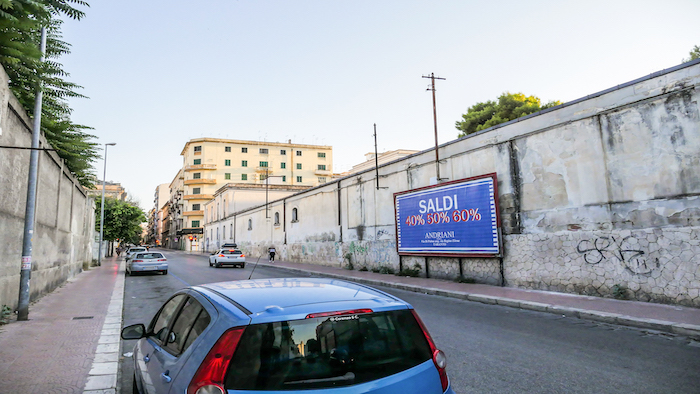 790 – Via Leonida angolo via P. Amedeo – Taranto