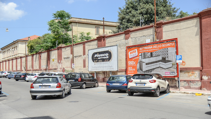 840 – Via Pitagora fronte via Crispi – Taranto