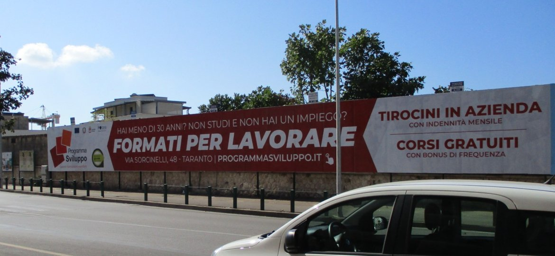 460 650 480 490 500 Viale Virgilio Campania 30x3