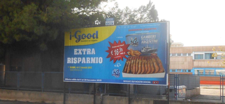 2600 Via Mediterraneo Gregorio VII - Talsano