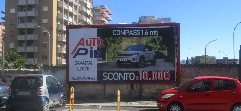 1380 Via Pio XII fronte Calabria