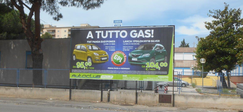 2600 Via MediterraneoGregorio VII - Talsano (scuola)